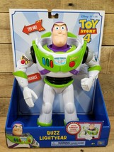 Toy Story 4 Buzz Lightyear with Karate Chop Action & Posable - Brand NEW - $19.75