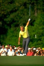 Jack Nicklaus 1986 Masters TKK Vintage 24X36 Color Golf Memorabilia Photo - $45.95