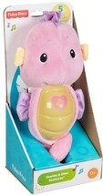 Fisher-Price Soothe & Glow Seahorse, Pink - $18.74