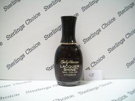 Sally Hansen Lacquer Shine Nail Color Polish #08 Glossy - $6.80