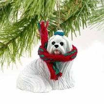 Maltese Miniature Dog Ornament - $10.99
