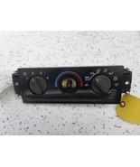 98 S10 BLAZER TEMPERATURE CONTROL 153334 - $44.55