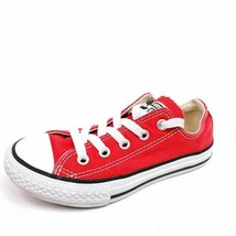 Converse All Star Unisex Kids 12 Sneakers Red 3J236 Low Top Lace Up Shoes - $15.77