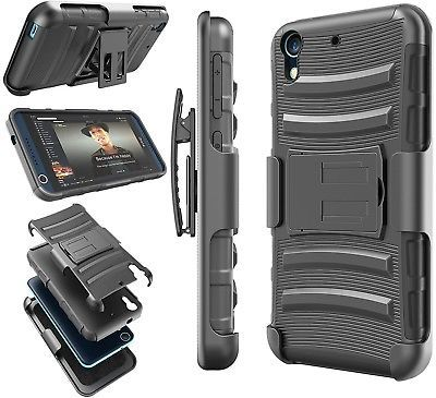 Primary image for  HTC Desire 626 Case, Desire 626S Case, Tekcoo [Hoplite Series] [Black] Shock /