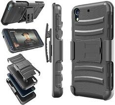 HTC Desire 626 Case, Desire 626S Case, Tekcoo [Hoplite Series] [Black] ... - $14.61