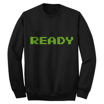 Ready Player One Green Arcade Ready Screen Sweatshirt - $29.99+