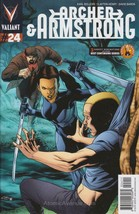 Archer and Armstrong (2nd Series) #24 VF/NM; Valiant   save on shipping ... - $9.25