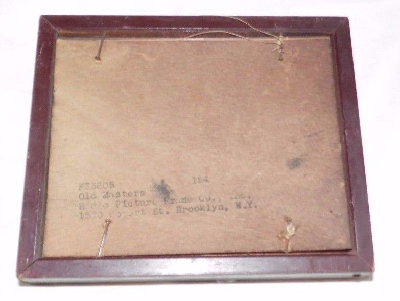 Vintage Radio Picture Frame Company Lot 2 and 50 similar items