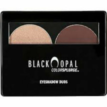 Black Opal Eye Shadow Duos Color Splurge Bordeaux Bliss Compact Gold Bro... - $4.25