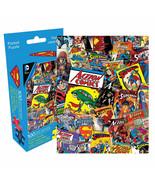 Superman 100pc Adult Pocket Puzzle Multi-Color - $14.98