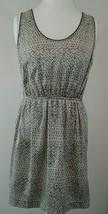 Silence + Noise Urban Outfitters Dress Sz. L Back Keyhole Open Sleeveles... - £9.03 GBP