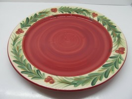 Gail Pittman Christmas Memories Assorted Trays And Charger Chop Plate - $67.62