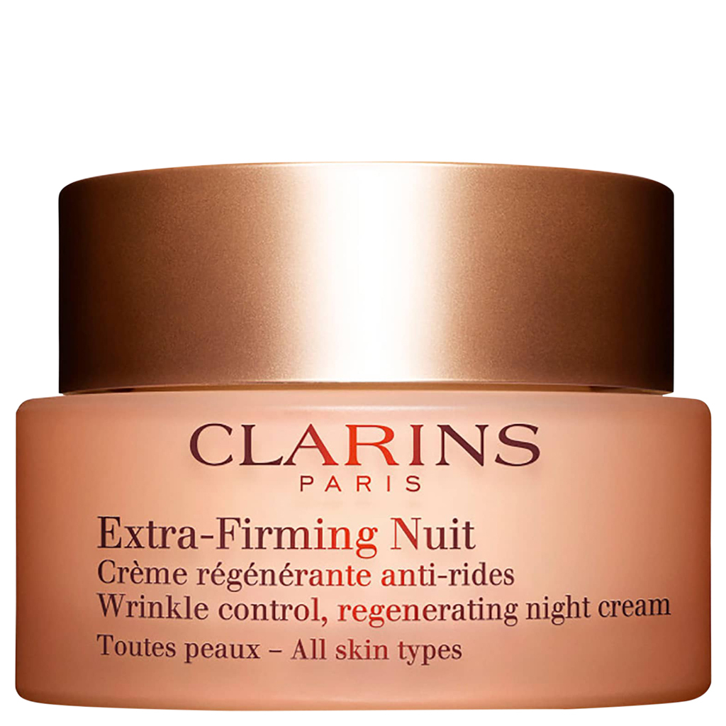 Primary image for Clarins Extra-Firming Nuit Night Cream All Skin Types 1.6 oz