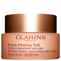 Clarins Extra-Firming Nuit Night Cream All Skin Types 1.6 oz  - $71.48