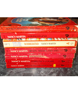 Harlequin Silhouette Nancy Martin lot of 7 contemporary romance paperback - $7.99
