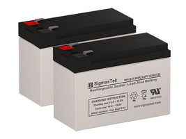 Apc Back-UPS Xs BX900R-CN Ups Battery Set Replacement - 12V 7.5AH By Sigmas Tek - $30.68