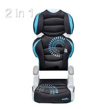 Car Booster Seats for Kids Growing Children Rear Chair 2 Seats In 1 Cup ... - $76.41