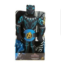 """Marvel Black Panther Throw Blanket 40""""x50"""" with Character Pillow NEW - $23.19"""