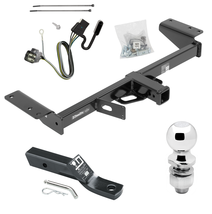 Trailer Tow Hitch For 17-19 Cadillac XT5 Complete Package w/ Wiring and ... - $184.98