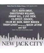 New Jack City Soundtrack CD Ice-T Keith Sweat 2 Live Crew COMPLETE RARE ... - $19.99