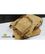 EcoQuote Tote Shopping Bag handmade cork material Vegan Environment Conc... - $37.00
