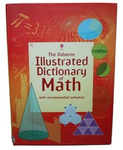 The Osborne Illustrated Dictionary of Math w/ Websites - $12.95
