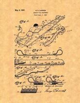 Slip N Slide Patent Print - $7.95+