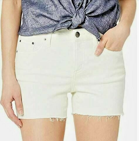 Daily Ritual Women's Denim Cutoff Short SIZE 26  NEW WITH TAGS.