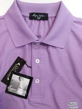 Byron Nelson Men's Performance Golf Polo Shirt, Lilac, MD - $44.55