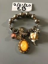 Vintage Charm Bracelet - $7.91