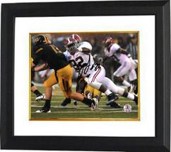 CJ Mosley signed Alabama Crimson Tide 8x10 Photo #32 Custom Framed (whit... - $84.95