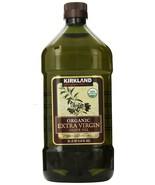 Kirkland Signature Organic Extra Virgin Olive Oil 2 LB (2 QT 3.6 FL oz) - $28.68