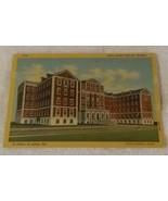 United States Veterans Hospital Dallas Lisbon, TX Marshall Studio Linen ... - $8.42