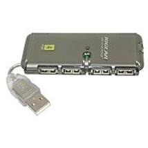 IOGear GUH274 4-port USB 2.0 Micro Hub - $25.55