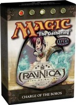 Magic the Gathering MTG Ravnica City of Guilds Charge of the Boros Theme... - $92.57