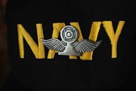 USN NAVY AIR CREWS AC AVIATION AIR TRAFFIC CONTOLLER UTILITY BALL CAP BA... - $24.74