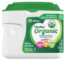 Similac Organic Non-GMO Infant Formula, Powder, Baby Formula, 23.2 ounce... - $186.47