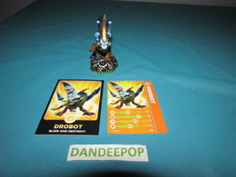 Skylanders Figure First Edition Drobot W1120A  W/ card Activision video ... - $7.67