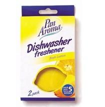 Pan Aroma Dishwasher Freshener (Fresh Lemon) , Free Shipping - $7.91+