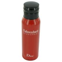 FAHRENHEIT by Christian Dior 5 oz 150 ml Deodorant Spray for Men New in Box - $46.50