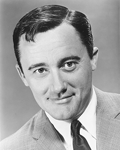 Robert Vaughn 16X20 Canvas Giclee