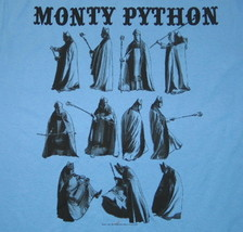 Monty Python TV Show Fed Up Cardinal Montage T-Shirt Size 2X NEW UNWORN - $17.41