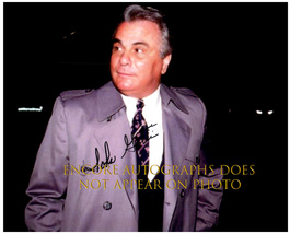 JOHN GOTTI  Authentic Original  SIGNED AUTOGRAPHED PHOTO w/ COA 5291 - $220.00