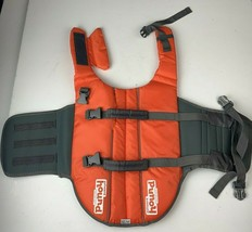 "Outward Hound Life Jacket Sz M Dog ""Part of The Seam Is Torn See Pictures"" - $14.86"
