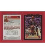 2003-04 Topps Chrome #111 LeBron James BLACK #23/500 ROOKIE REPRINT card - $6.00