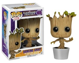 Funko POP! Marvel Guardians of the Galaxy Dancing Groot Bobble Action Figure - $19.99