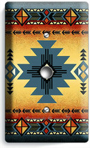 LATIN SOUTHWEST WESTERN COUNTRY PATTERN LIGHT DIMMER CABLE WALL PLATE RO... - $10.99