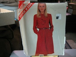 McCall's Stitch'n Save 8206 Misses Blouse & Skirt Pattern - Size 12/14/16 - $6.92