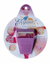 Elegant Disposable Women Razor Pack Of 8 Pcs- reduce hardship in women p... - $9.33
