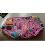 Fun Pink cosmetic bags by Clinique  - $5.50